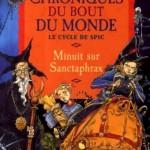 Chronique Jeunesse : Chroniques du bout du monde – Tome 3 – Minuit sur Sanctaphrax