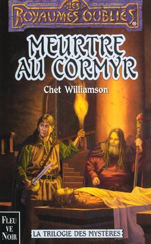meurtre au cormyr