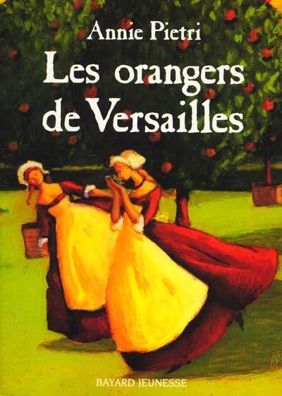orangers de versailles