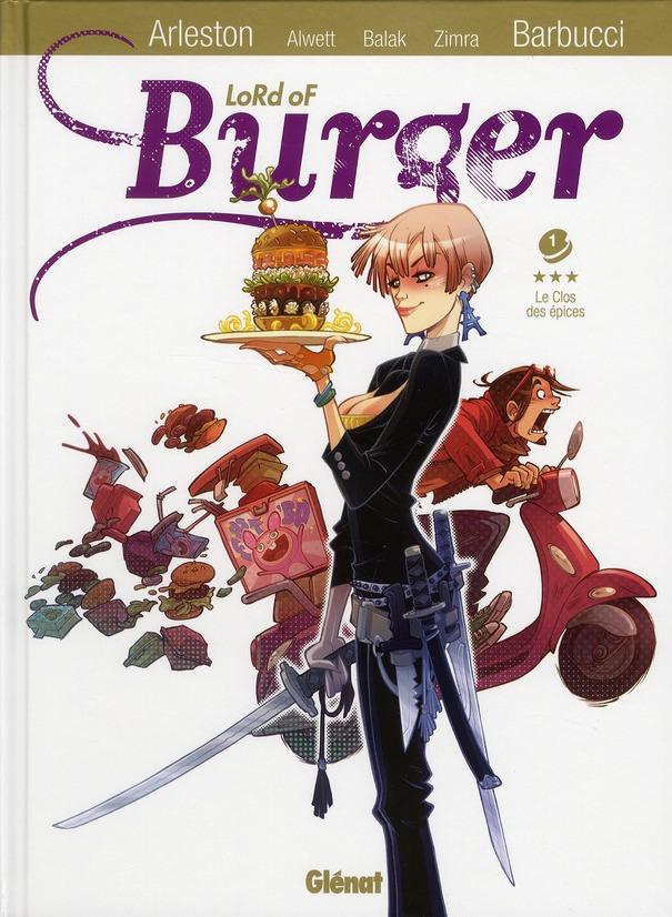 Lord of burger 01