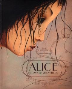 Alice au paus des merveilles Dautremer