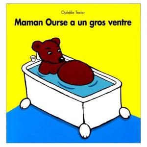 maman ourse a un gros ventre
