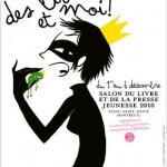 Le Salon du livre et de la presse jeunesse 2011 : Première partie – (re)découverte des éditions l'Atalante