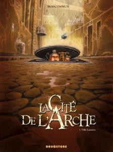 La cité de l'Arche 01