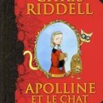 Chronique Jeunesse : Apolline et le chat masqué