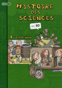Histoire des sciences en bd 04