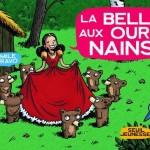 Chronique BD Jeunesse : La belle aux ours nains