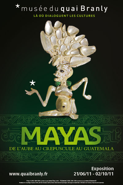 mayas quai branly