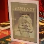 Eragon tome 4 : L'héritage, sortie française en avril 2012 !