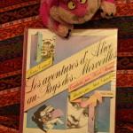Chronique : Les aventures d'Alice au pays des merveilles aux éditions Grasset illustré par Nicole Claveloux