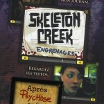 Chronique : Skeleton Creek – Tome 2 – Engrenage
