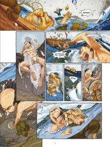 Contes cruels du Japon planche 01