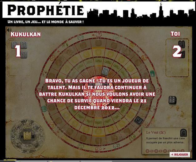 Jeu prophétie en ligne 04