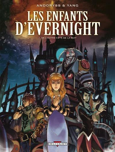 Les enfants d'Evernight 01