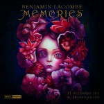 Memories, la nouvelle exposition de Benjamin Lacombe