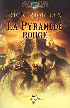 Kane chronicles 01 - La pyramide rouge