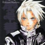 Chronique artbook : Noche – D. Gray-man illustrations