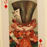 Alice au royaume des cartes à jouer : de Tenniel à Pat Andrea, l'exposition.