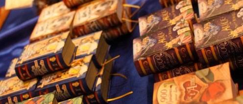 Salon du livre 2012 mas pequenos