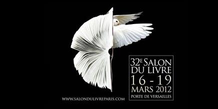 Salon du livre 2012