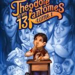 Chronique jeunesse : Théodore et ses 13 fantômes – Tome 1 – Côme, le fantôme qui adore effrayer les gens