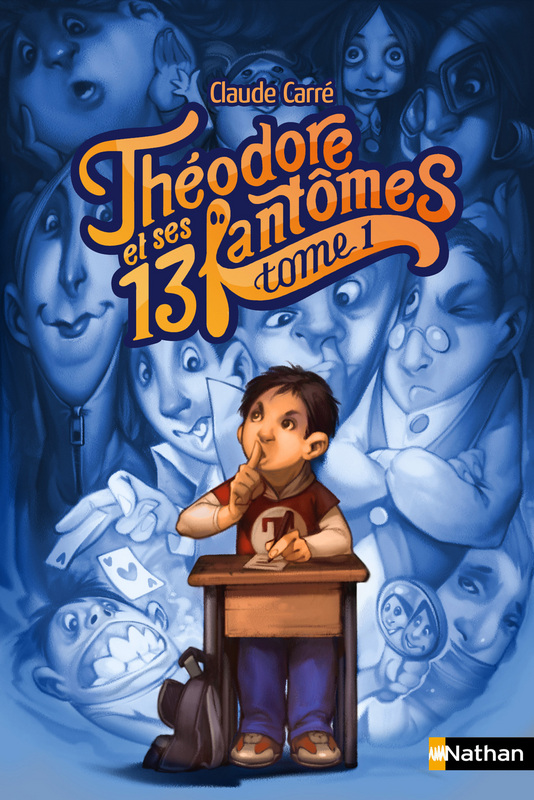 Théodore et ses 13 fantômes 01