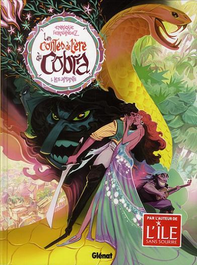 Contes de l'ère du Cobra 01