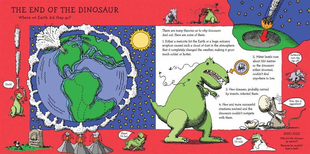 La vérité vraie sur les dinosaures inside 03