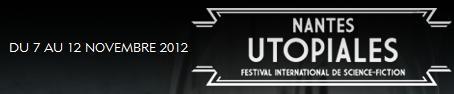 Utopiales 2012 logo
