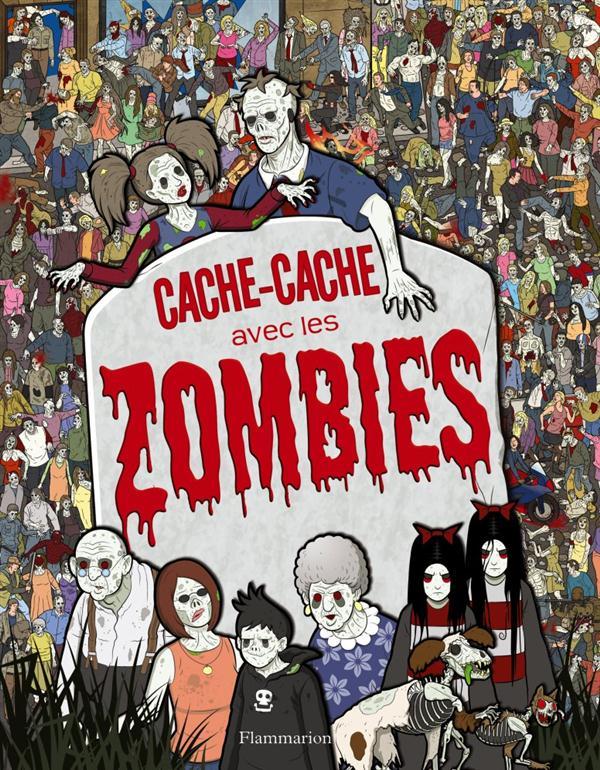 Cache-cache avec les zombis