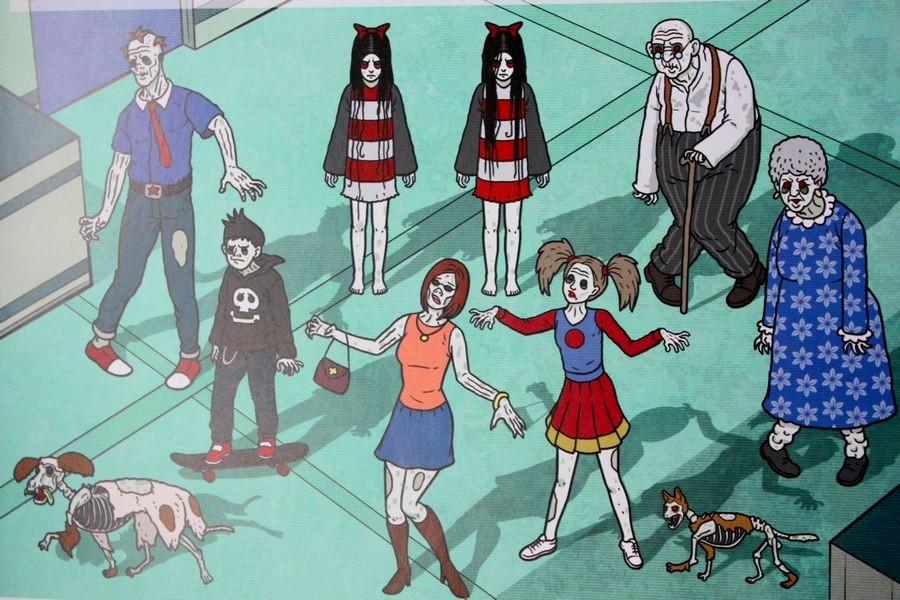 Cherche et trouve zombis (2)