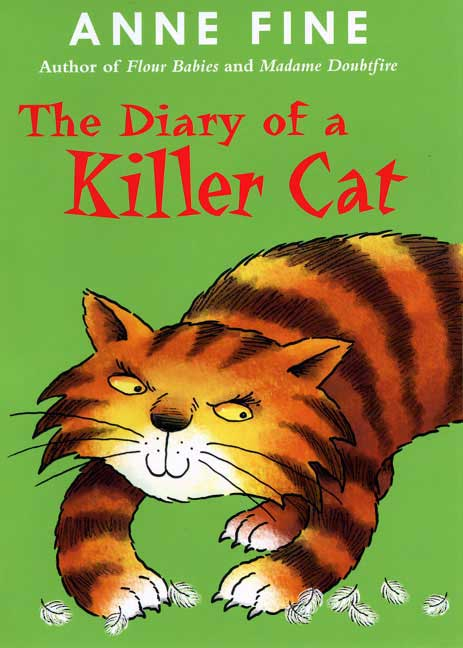 Diary of a killer cat 01