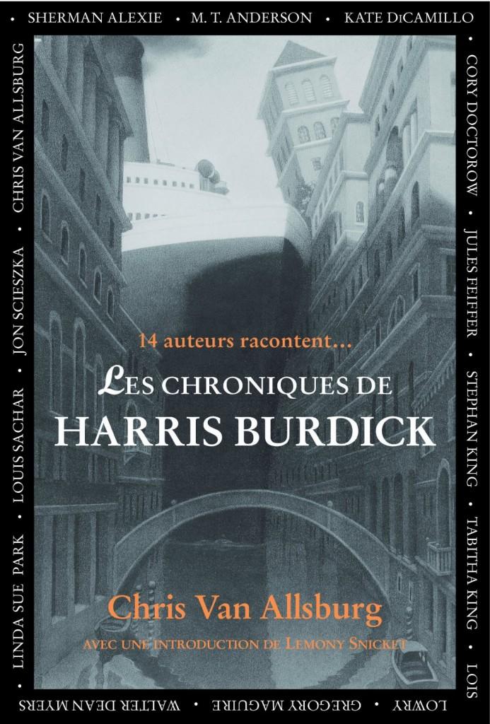 14 auteurs racontent les chroniques de Harris Burdick
