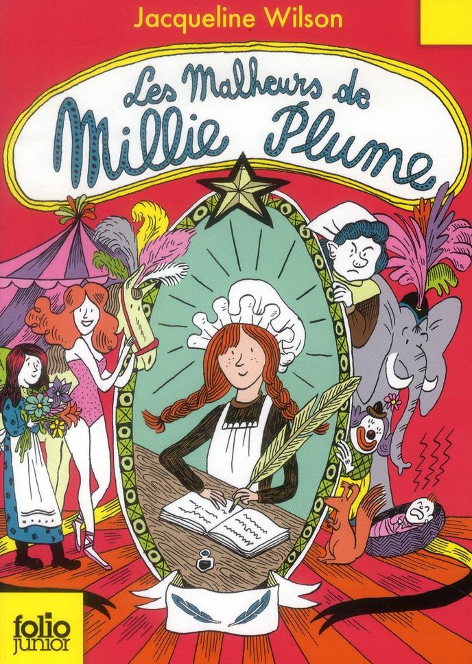 Les malheurs de Millie Plume 01