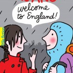 Chronique : 15 ans, Welcome to England !