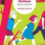 Chronique : Les cousins Karlsson – Tome 1 – Espions et fantômes