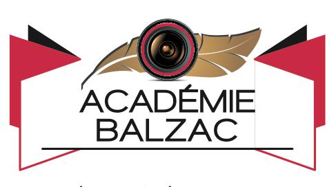 Académie Balzac logo