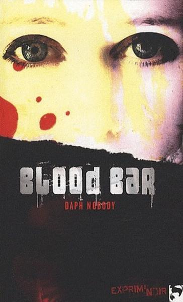 Blood Bar 01 deuxième couverture