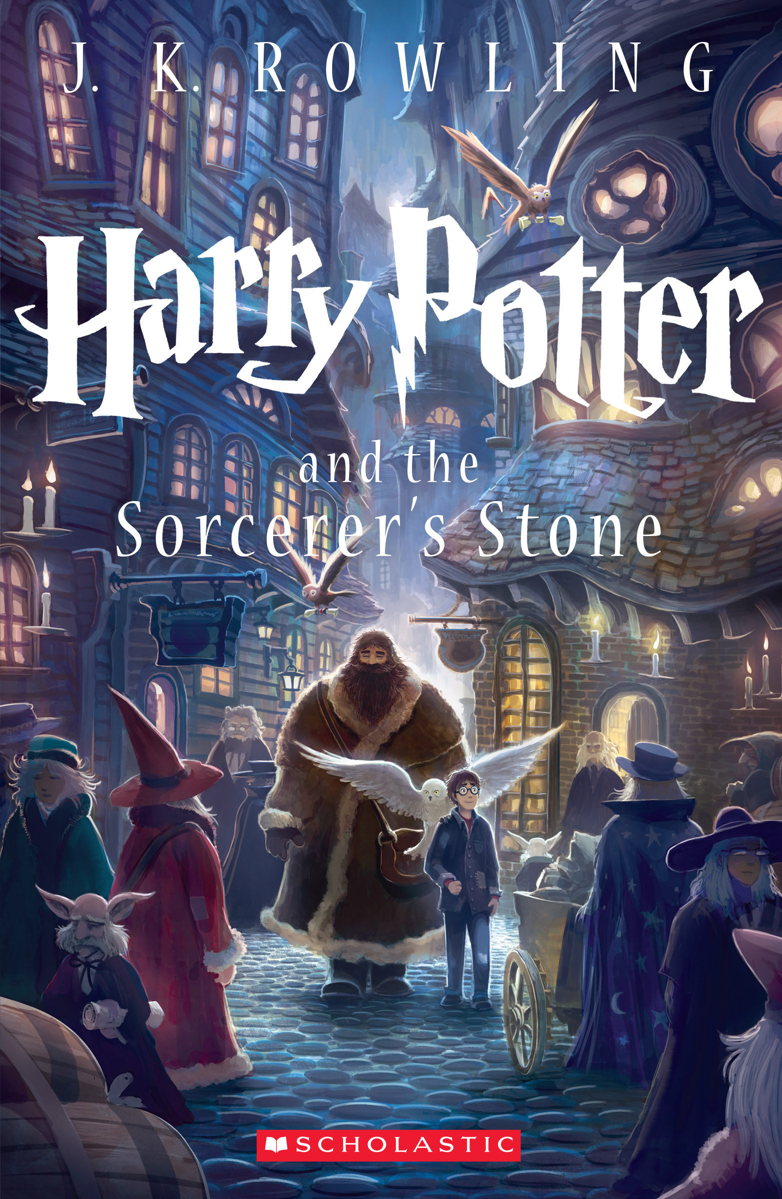 Harry Potter 1 Scholastic