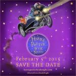 Actualité éditoriale : La première édition de la Harry Potter Book Night se prépare pour le 5 février prochain !