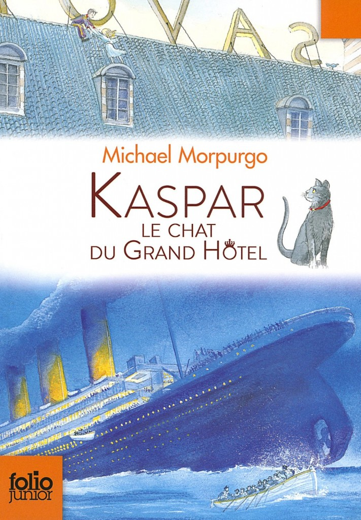 Kaspar le chat du Grand Hotel