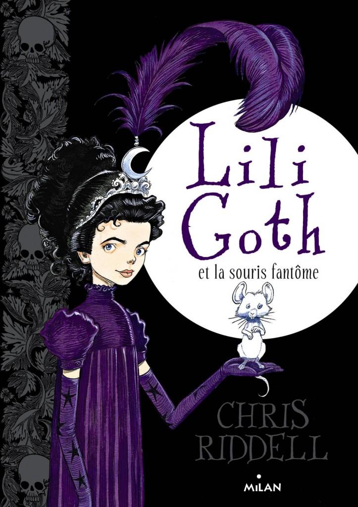 Lili Goth et la souris fantôme