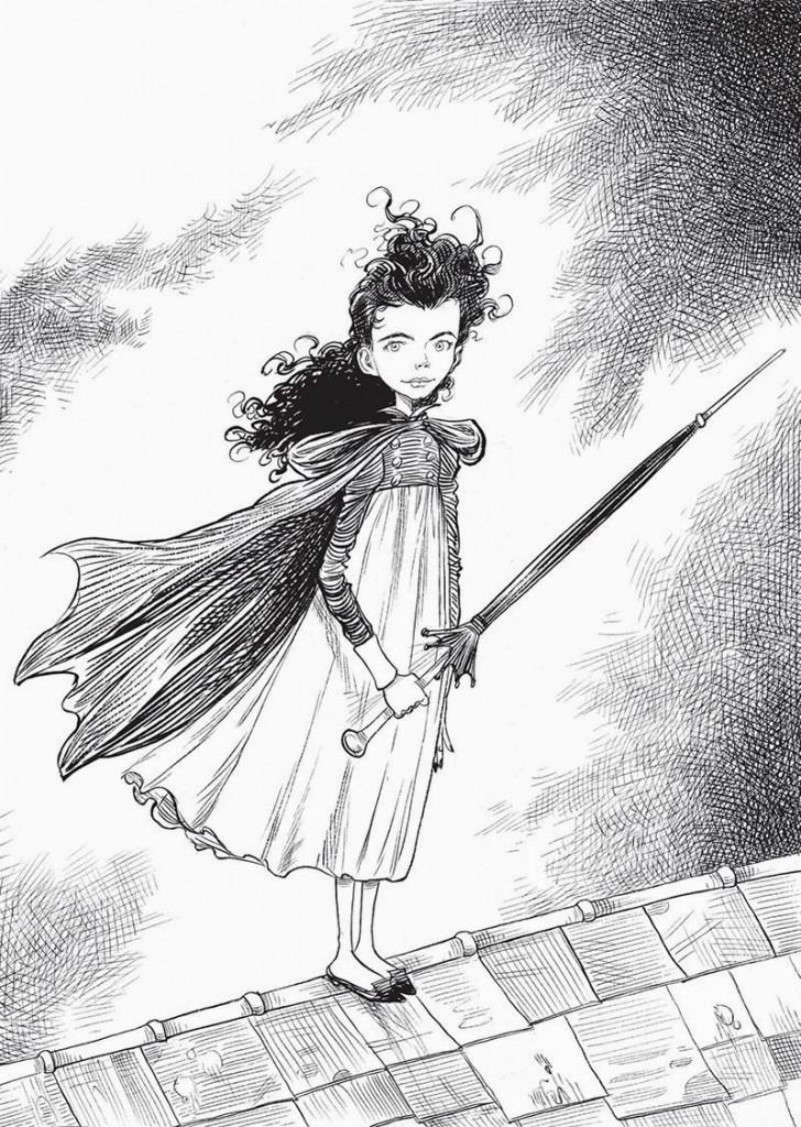 Lili Goth et la souris fantôme inside