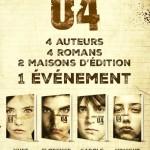 Actualité éditoriale : U4, le phénomène de la rentrée littéraire ado