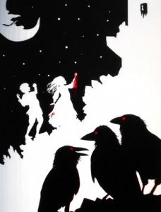 La terrifiante histoire et le sanglant destin de Hansel et Gretel inside