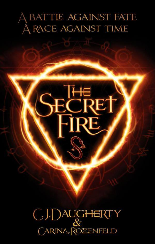 The Secret Fire VO