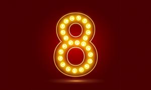 8 ans glow