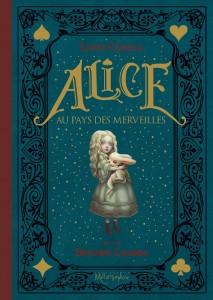 Alice au pays des merveilles Lacombe