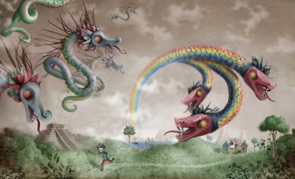 Un Empyrée de dragons intérieur 2
