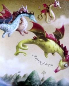 Un Empyrée de dragons intérieur